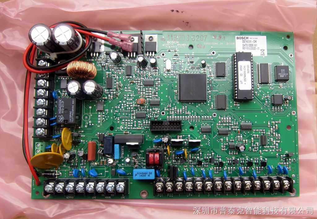 DS7400xi-CHI博世总线报警主机-防盗报警器报价表