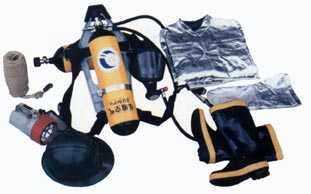 消防員裝備 船用消防裝備 安全裝備 個人防護裝備呼吸器