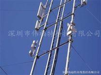 无线数字微波配高清晰度以太网视频服务器
