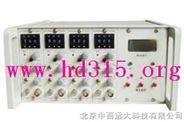 多通道电荷电压滤波积分放大器