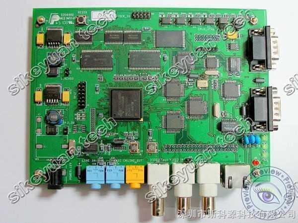 或以上版本尺寸规格:166mm x 123mm 电路板:采用6层板工艺,全部布线通