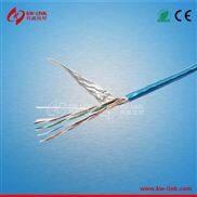 长沙安普利讯超五类单屏蔽网线 FTP CAT5E