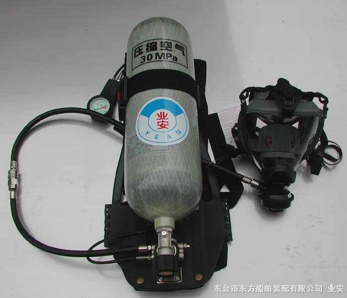 空气呼吸器 呼吸器 正压式空气呼吸器 泛光工作灯