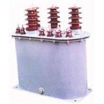 JSJV-3、JSJV-6、JSJV-10(W)油浸式三相电压互感器