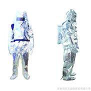 消防员隔热防护服 空气呼吸器 防化服