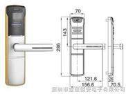 HUNE/科裕感应门锁 918SLP-2-D