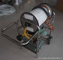 清洗油罐呼吸防護設備-防爆型送風式長管呼吸器