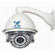 100米智能高速球红外一体化摄象机LX-Z223-06G
