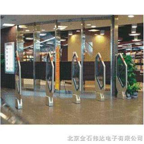 图书馆电磁波防盗天线图书防盗报警系统