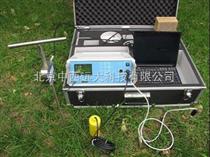 汉显型土壤水分温度测试仪 型号:MC5/SU-LBW