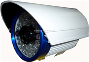 OZ-6136P红外摄像机 420线 红外距离10~20米 红外防水摄像机 工程摄像机