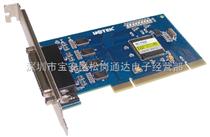宇泰4口工业级RS-232 PCI多串口卡  UT-754