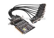 8口工业级RS-485/422 PCI多串口卡   UT-728