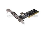 PCI到USB四口扩展卡   UT-702