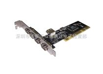 PCI到USB四口擴展卡   UT-702