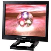 批发15寸高清彩色工业显示器安防监视器包邮含税