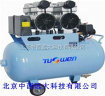 无油静音空压机/无油静音空气压缩机 型号:LWZ1-TW5502
