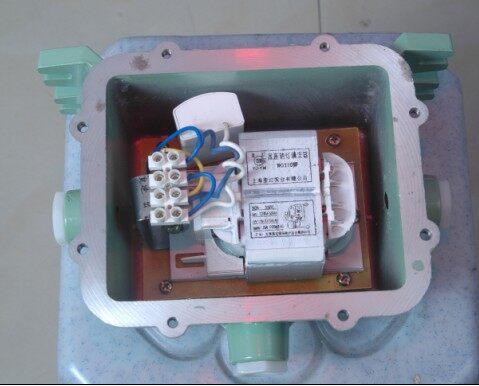 380v镇流器接线图解