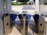 NGM-Y001-2-尼高迈尖角翼闸-院校通道刷卡闸机-人行通道自动挡闸