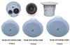 TP803-TP805带后罩/功率可调同轴天花喇叭