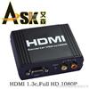 VGA信号+ R/L 转 HDMI 高清信号转换器