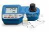 HI96101 微电脑余氯-总氯-溴-碘-酸度-氰尿酸-铁离子浓度测定仪