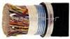100对充油直埋型通讯电缆hyat53